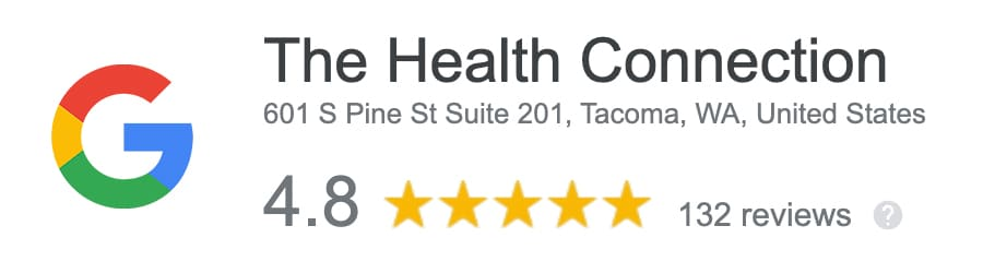 Google Reviews - The Health Connection