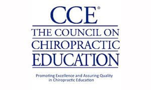 Dr. Bradley Eyford DC Credentialed with The Council On Chiropractic Education