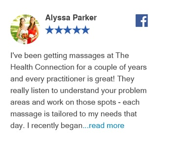 Facebook Review 3 The Health Connection