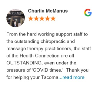 Google Review 2 The Health Connection