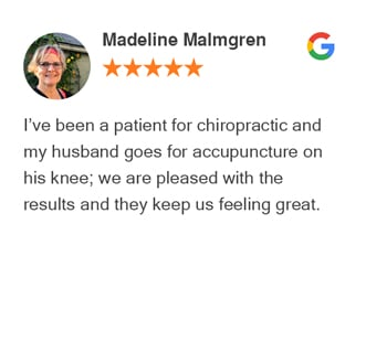 Google Review 3 The Health Connection