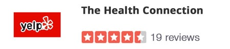 Yelp Reviews- The Health Connection